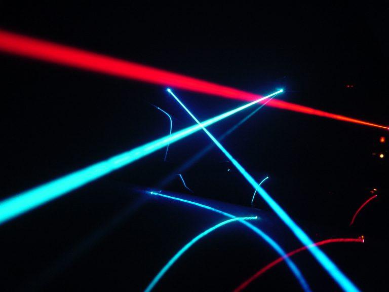 Cięcie laserem i inne pomocne procesy przemysłowe