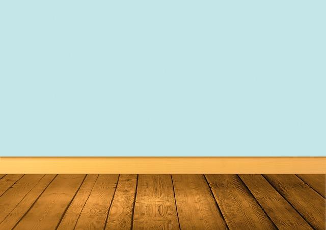 listwa podłogowa biała